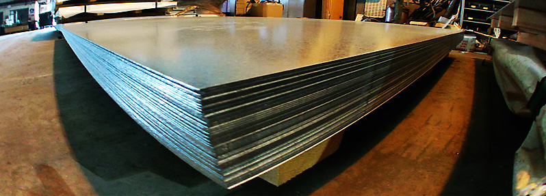Galvanised Sheets Supplier Dublin, Ireland